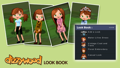 The Dizzywood Look Book and Fashion Cam